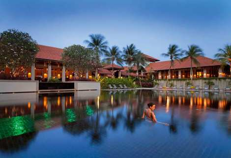 Sofitel Singapore Sentosa Resort & Spa Hotel