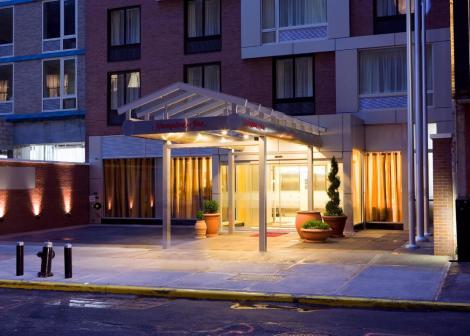 Hampton Inn Manhattan 35th St/empire State Bldg Hotel