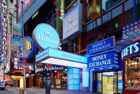 Hilton Times Square Hotel