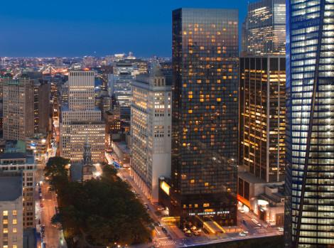 Hotel Millennium Hilton New York Downtown