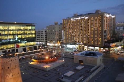 Hotel Arabian Courtyard Hotel & Spa