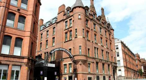 Atrium Serviced Apartments, Manchester City Centre Hotel