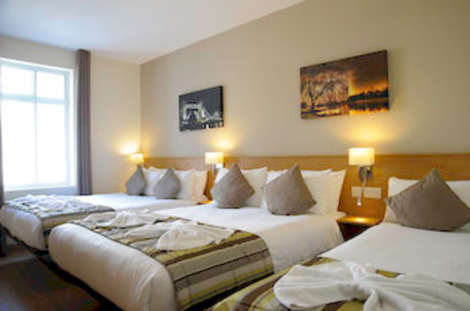 Hotel Kings Cross Inn Hotel