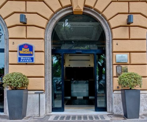 Hotel Best Western Hotel Astrid
