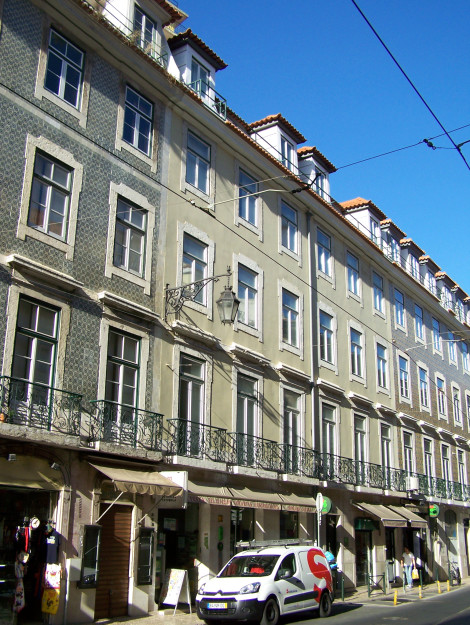 Apartamentos Lisbon Serviced Apartments - Praca Do Municipio