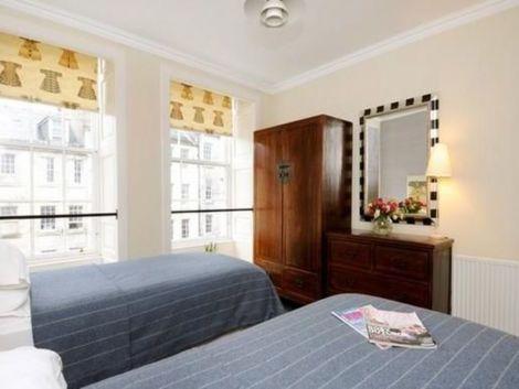 Stay Edinburgh City Apartments Apartaments