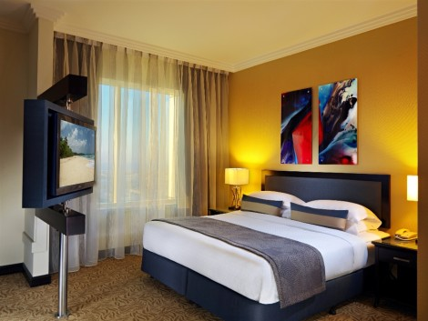 Towers Rotana Dubai Hotel