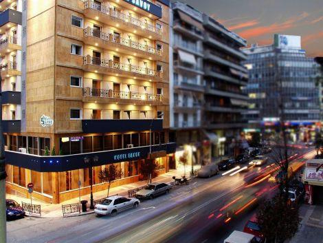 Hotel Savoy Hotel - Piraeus