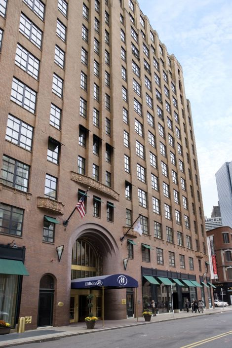 Rooms: Boston Hotels From £64