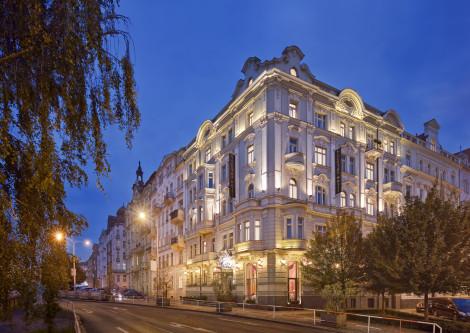 Hotel Mamaison Hotel Riverside Prague