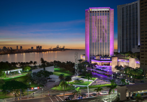 Hotel InterContinental Hotels MIAMI