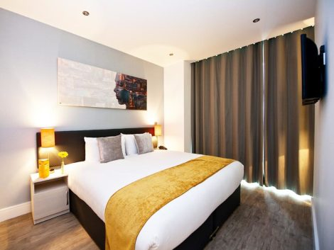 Appart 39 39 h tel staycity aparthotels deptford bridge for Londres appart hotel