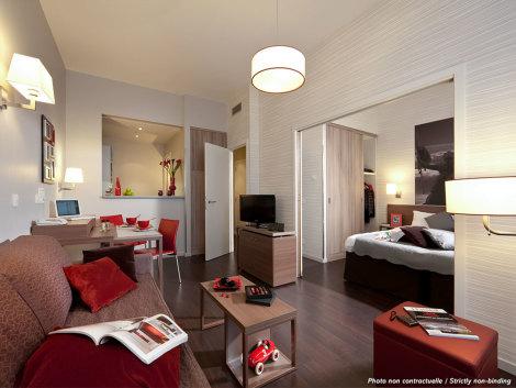 Adagio Hotel Frankfurt