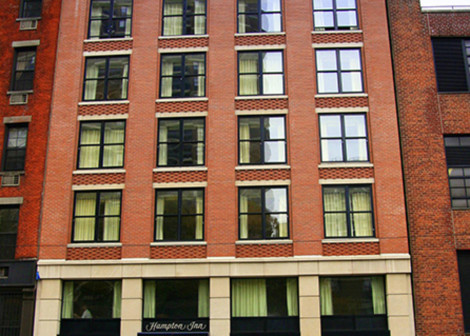 Hotel Hampton Inn Manhattan-seaport-financial District