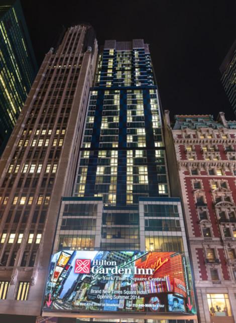 Hotel Hilton Garden Inn New York/times Square Central