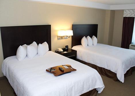 Hotel Hampton Inn & Suites Boston Crosstown Center