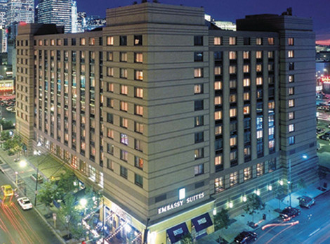 Hotel Hampton Inn & Suites Chicago-downtown