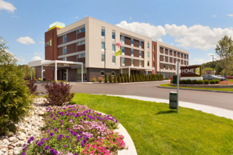 Hotel Home2 Suites by Hilton Albany Airport/Wolf Rd