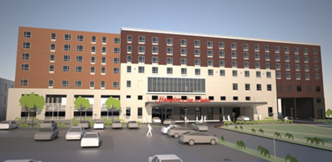 Hotel Hampton Inn & Suites Grand Rapids Downtown
