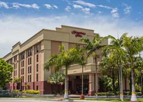 HotelHampton Inn Miami Dadeland