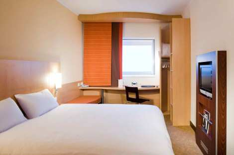 Hotel Ibis London Euston Station - St Pancras International