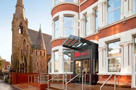 Ibis Belfast Queens Quarter Hotel