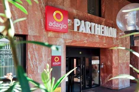 Apartamentos Aparthotel Adagio Toulouse Parthenon