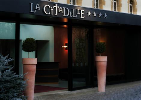 Hotel La Citadelle Metz