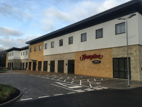 Hampton By Hilton Oxford Hotel