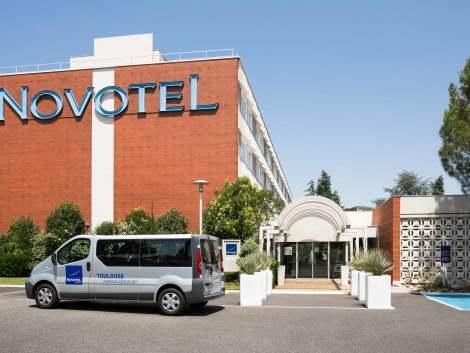 Hotel Novotel Toulouse Aéroport