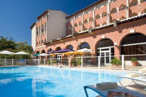 Hotel Novotel Toulouse Centre Compans Caffarelli