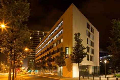 Hotel Novotel Suites Luxembourg