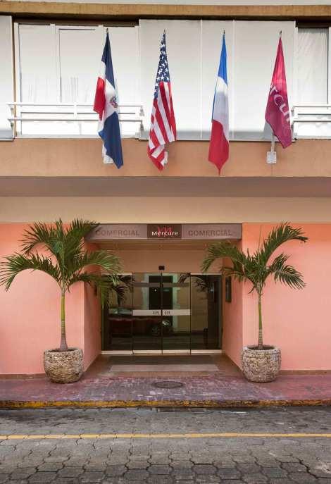 HotelHotel Mercure Comercial Santo Domingo