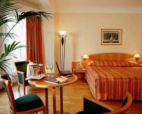 Hotel Mercure Grand Hotel Alfa Luxembourg