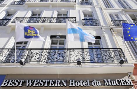 HotelBest Western Hotel du Mucem