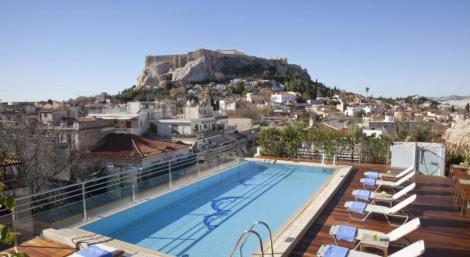 Electra Palace Hotel Athens Hotel