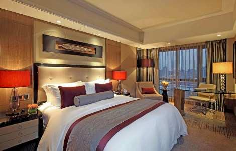 HotelPullman Shanghai Jing An