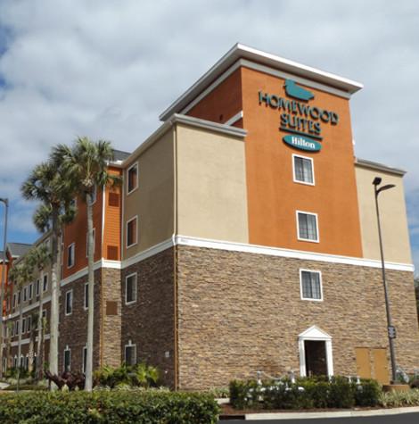 Hotel Homewood Suites By Hilton Jacksonville Deerwood Park