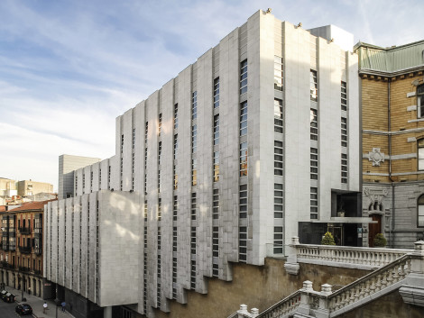 HotelMercure Bilbao Jardines De Albia