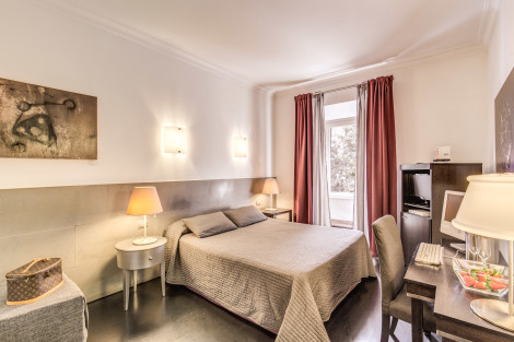 Hostal Residenza A The Boutique Art Hotel