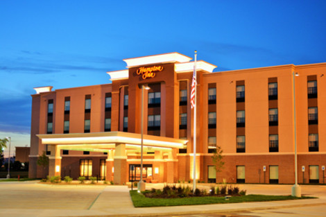 Hotel Hampton Inn Lincoln Airport