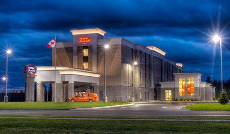 Hotel Hampton Inn & Suites By Hilton Fredericton