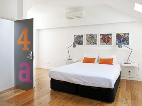 Hello Lisbon Santos Apartments Hotel