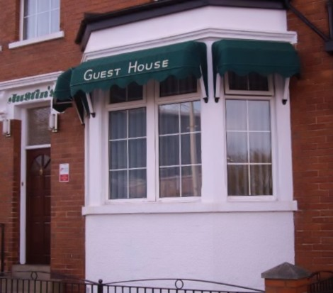 Austins Guesthouse - Cardiff Hotel Hostal
