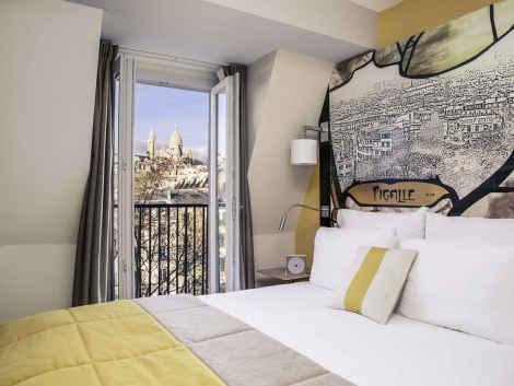 Hôtel Mercure Paris 9 Pigalle Sacre-coeur