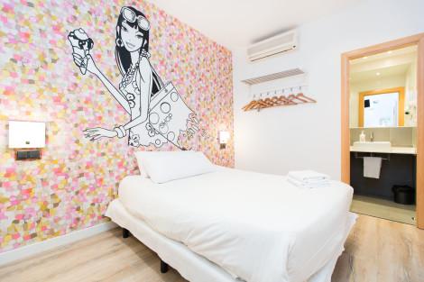 Apartamentos Ainb Las Ramblas-colon Apartment
