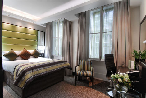 Hotel London City Suites By Montcalm