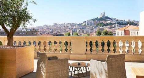 Intercontinental Hotels Marseille - Hotel Dieu Hotel