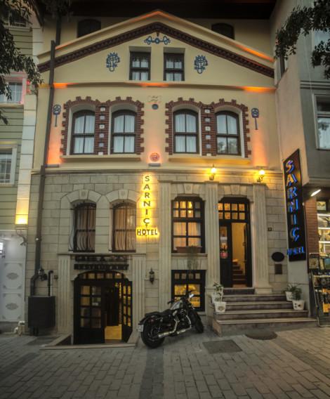 Sarnic Boutique Hotel