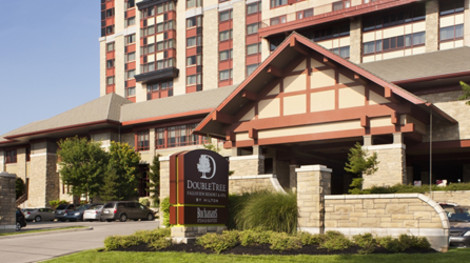 HotelDoubleTree by Hilton Hotel Niagara Falls New York